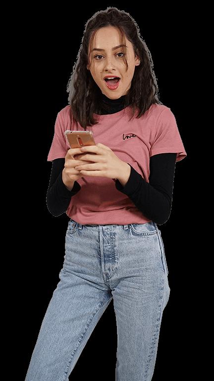 Schauspielerin, Rolle Mina