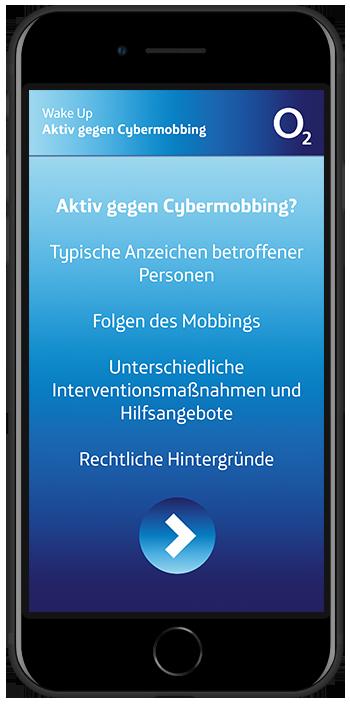 Aktiv gegen Cybermobbing